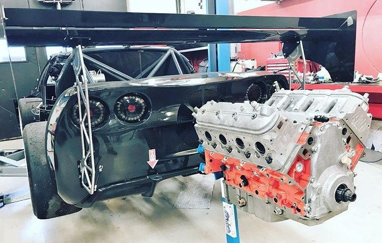 Samsonas Sequential Gearbox Transmission In 1500hp C6 Corvette By Team Insane Racing Corvette Sequential Racing