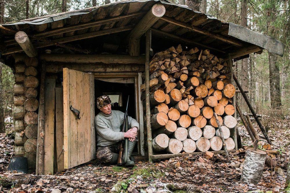 Do It Yourself Long-Term Bushcraft Survival Shelter Ideas