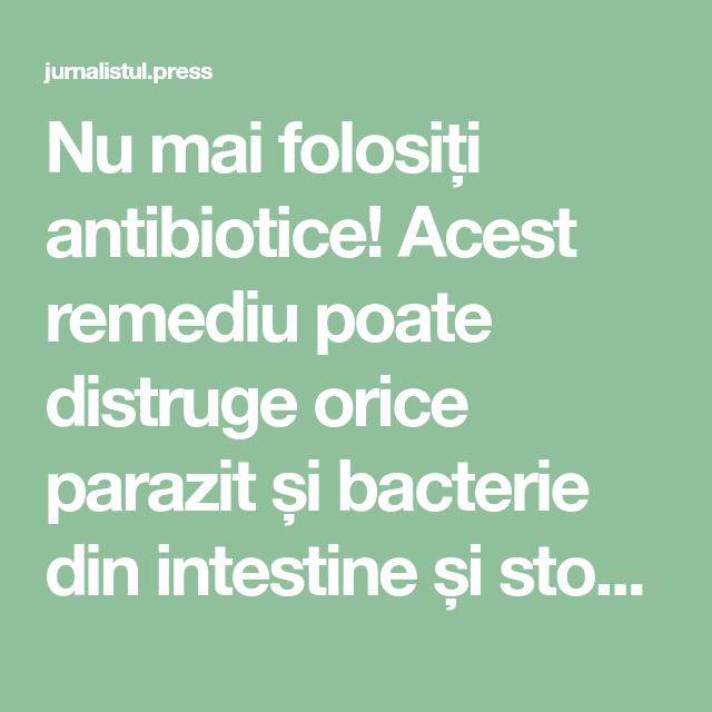 19 Paraziti ideas | remedii naturiste, sănătate, remedii naturale