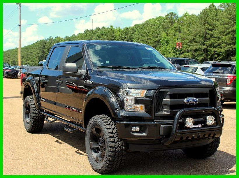 Custom F 150 >> 2015 Ford F 150 F 150 4x4 Crew 6 Lift 35 S 20 S Dsi Custom