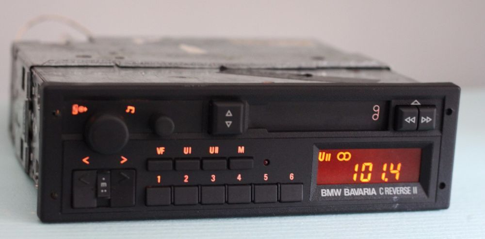bmw blaupunkt bavaria c reverse ii tape radio e28 e30. Black Bedroom Furniture Sets. Home Design Ideas