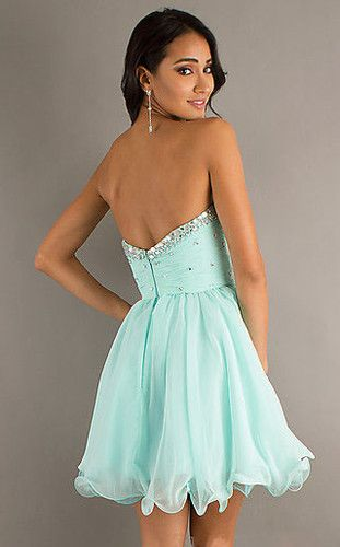 New Style Short Hand Beads Evening Prom Gowns Party Cocktail Homecoming Dress | eBay