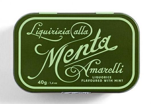 Liquirizia alla Menta - Amarelli