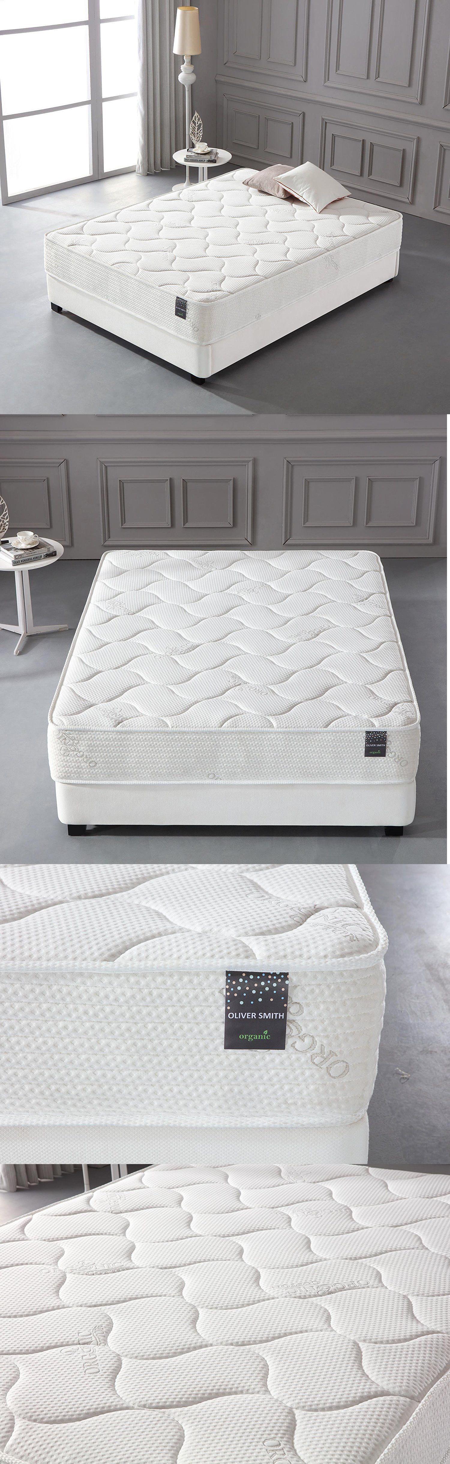 Mattresses 131588: Memory Foam Mattress Cool Comfort Firm 10 Inch Twin Full  King Queen Size