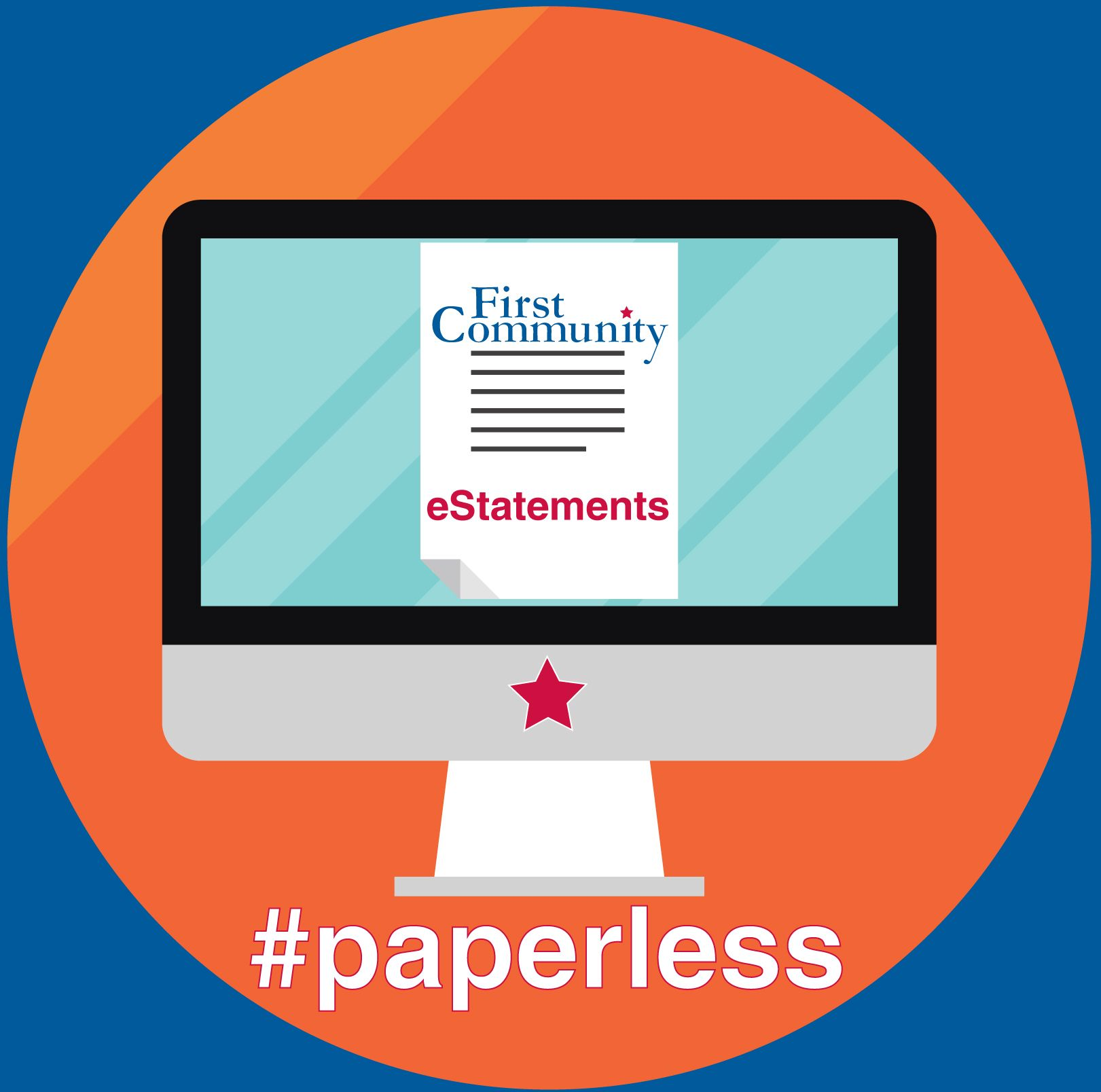 Paperless Sign Up For E Statements Receive Yours On The 1st Of