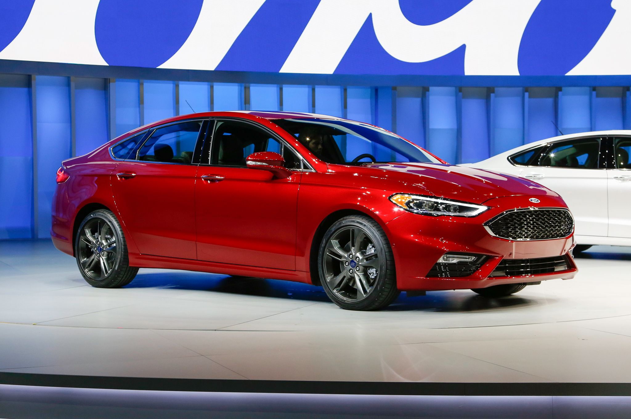 2017 Ford Fusion First Look Review Con Imagenes Fusiones