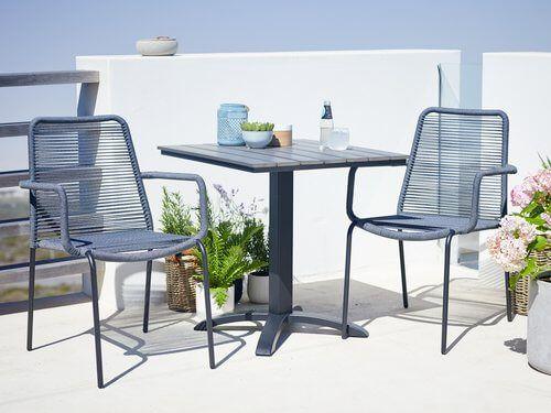 7x Wintertuin Inspiratie : 7x trendy bistrosets voor jouw tuin of balkon tuinen