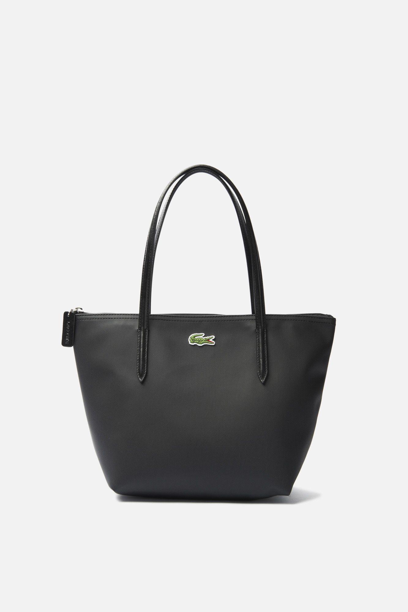 1a535b8c70d5 Lacoste Medium Small  Shopping Bag