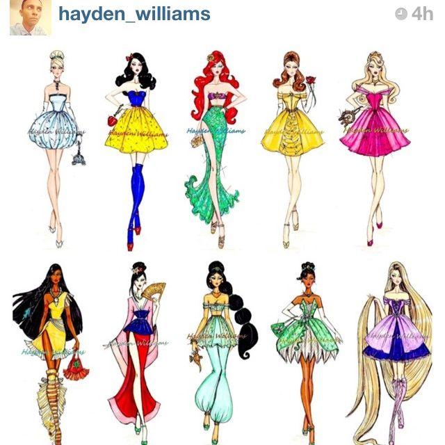 New Interpretations Of Disney Princess Dresses Disney Princess