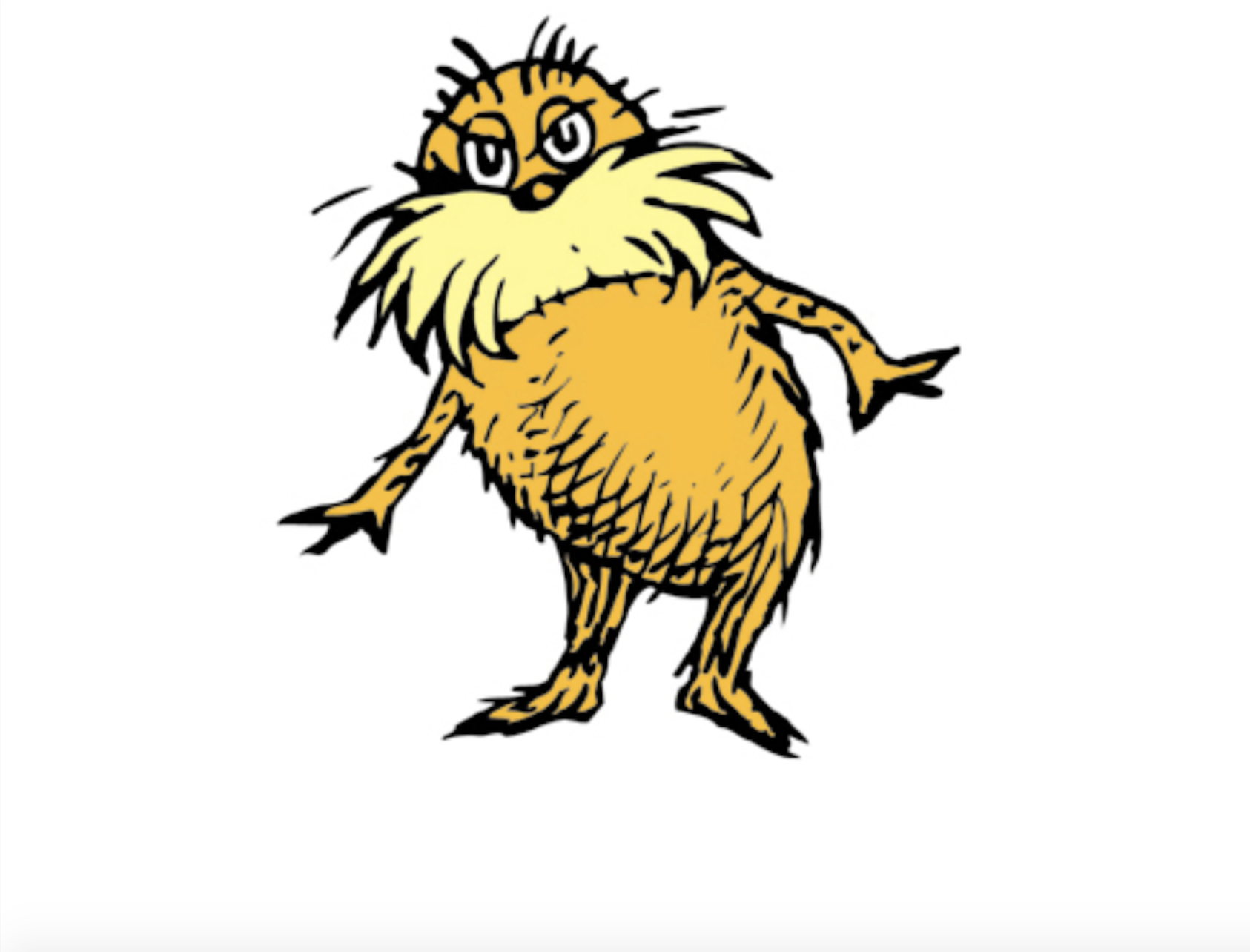 The Lorax | The Lorax | Pinterest