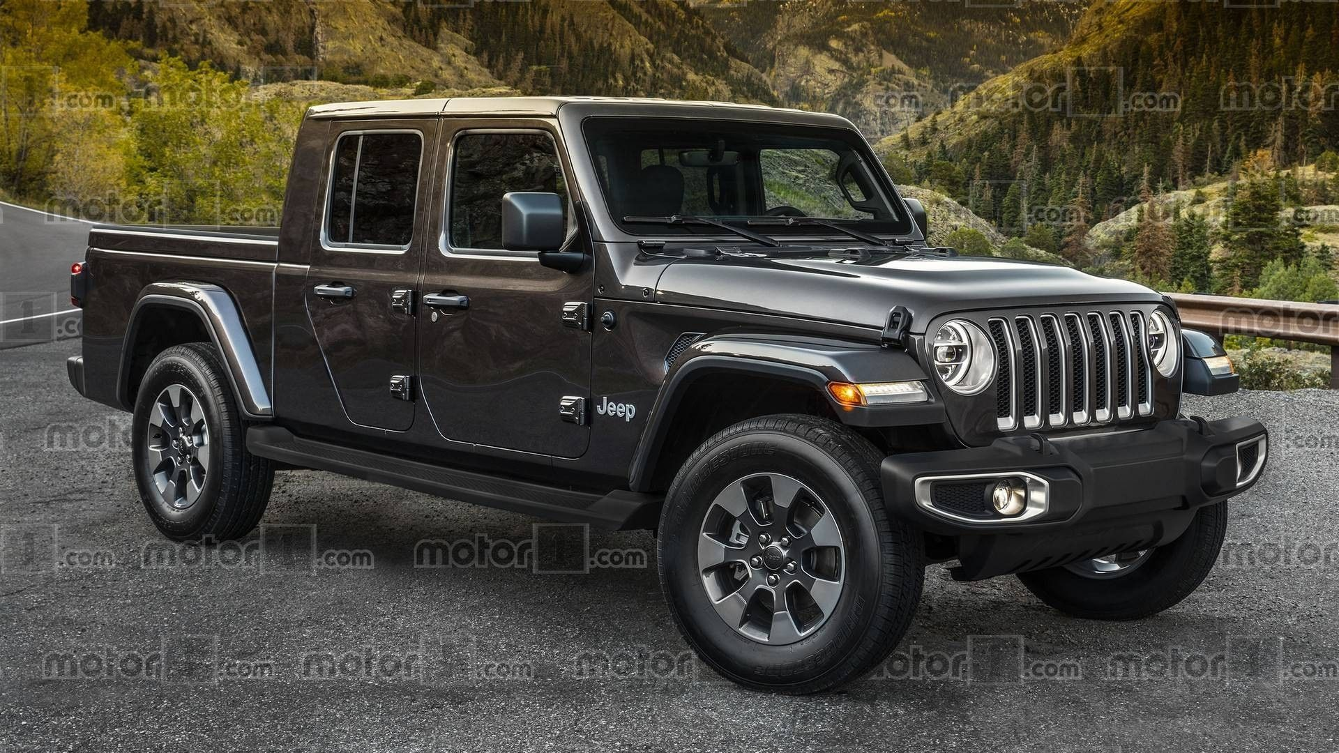 2019 Jeep Unlimited Review And Specs Jeep Wrangler Pickup Jeep