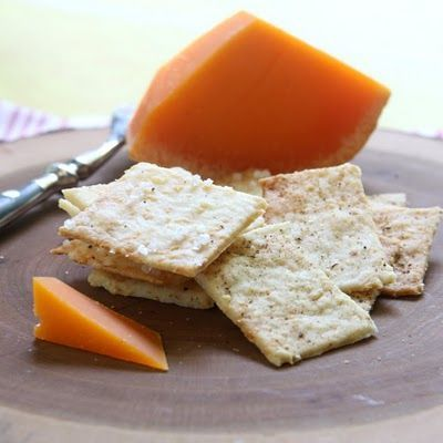 Make your own crackers cookies pinterest crackers make your own crackers solutioingenieria Choice Image