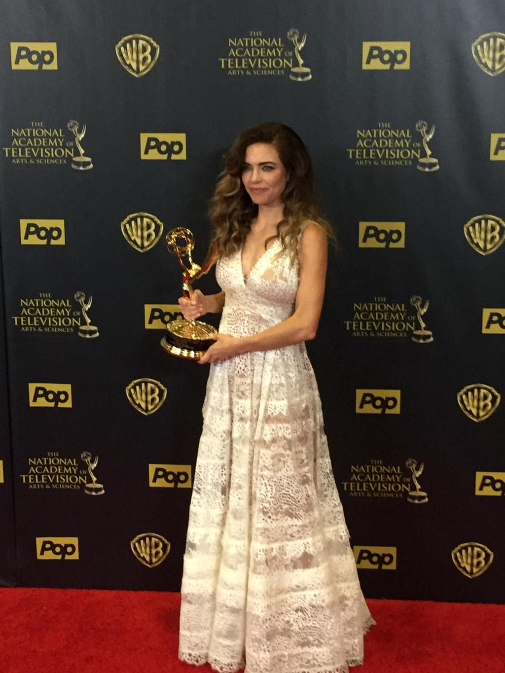 "Young and Restless on Twitter: "".@marchpemberley & her #DaytimeEmmys trophy for Outstanding Supporting Actress! http://t.co/udqIBz3IJ9"""
