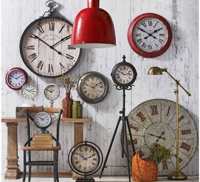 Relojes El DecoracionRetro MuchosIdeas Para Reloj Hogar QtsrdxhC