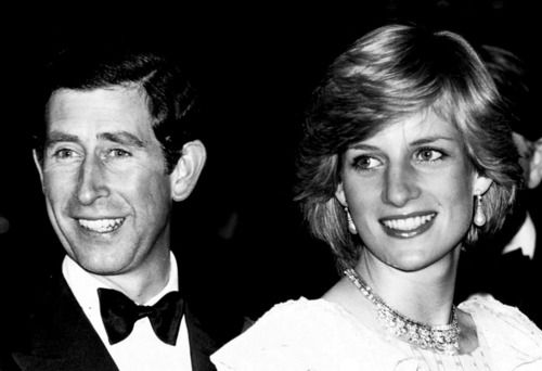 royalblogger: Prince and Princess of Wales on their first tour to Australia in 1983.