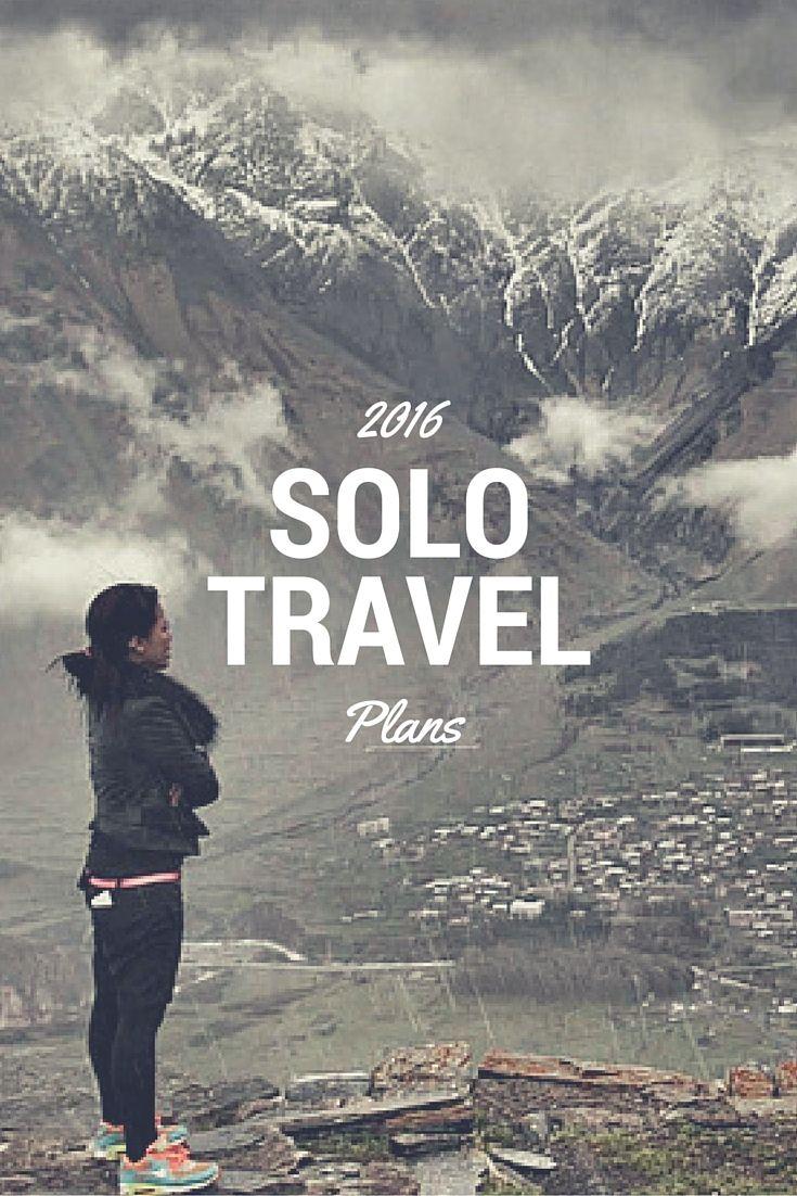 Plans for Solo Traveler 2016 http://solotravelerblog.com/solo-traveler-in-2016/