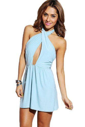2LUV Women's Cut Out Wrap Halter Dress Light Blue M(BLU-w_clothing) 2LUV,http://www.amazon.com/dp/B00GFYUAI2/ref=cm_sw_r_pi_dp_CZT.sb0B0ACQ9ZV8