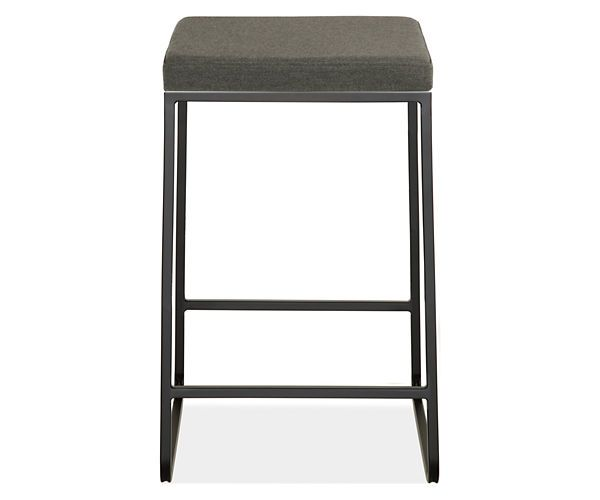 I Like These As They Are A Fabric Soft Top Collins Stools In