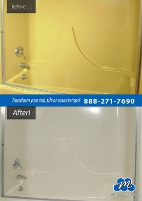 Don T Replace Refinish Trust Miracle Method For Your Fiberglass