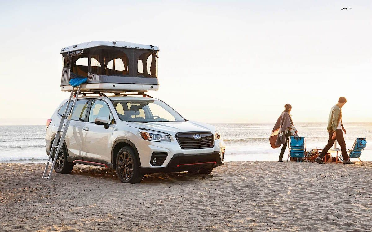 2020 Subaru Forester Hits Canadian Dealers in September at