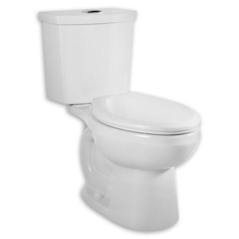 Cadet 3 Dual Flush Right Height Elongated 1 0 1 6 Gpf Complete Toilet American Standard
