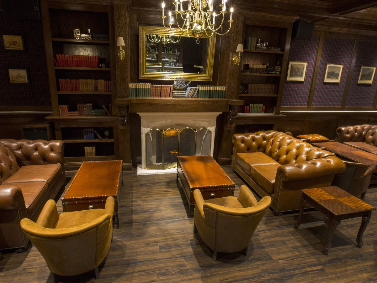Chicago S Best Restaurants Bars With Fireplaces Restaurant