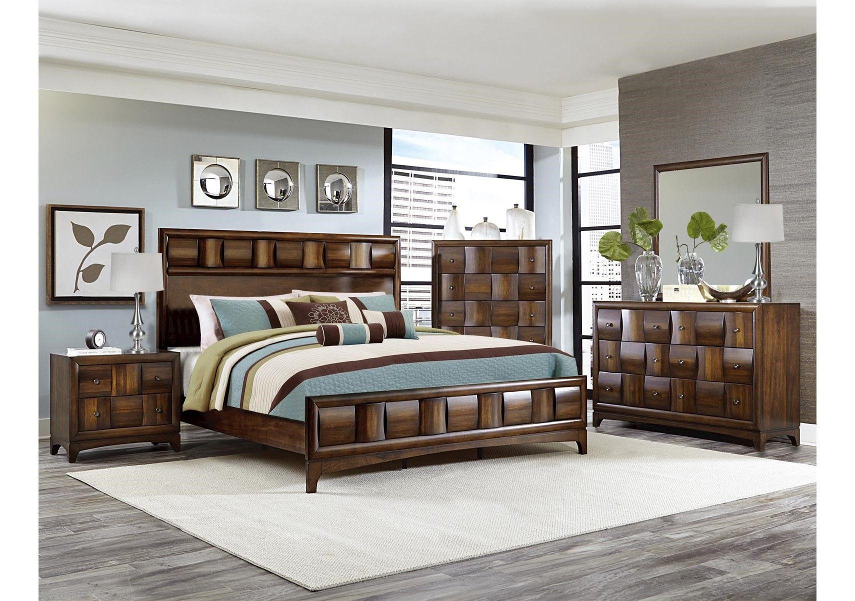 Lacks Porter 4 Pc Queen Bedroom Set King Bedroom Sets Bedroom