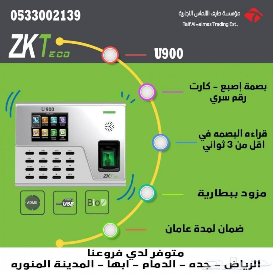 احدث اجهزة البصمه Zkteco U900 للتواصل اتصال واتس 0533002139 0533007658 Riyadh Saudiarabia Abha Jeddah Dammam Securitycameras Map Usb Map Screenshot