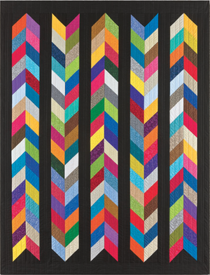 Essentially Chevrons by Nancy Mahoney Bear Essentials 2