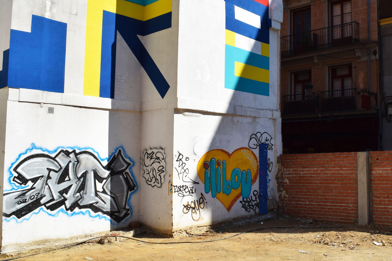 Calle de Espoz y Mina. Barrio de Sol. Madrid. 2015