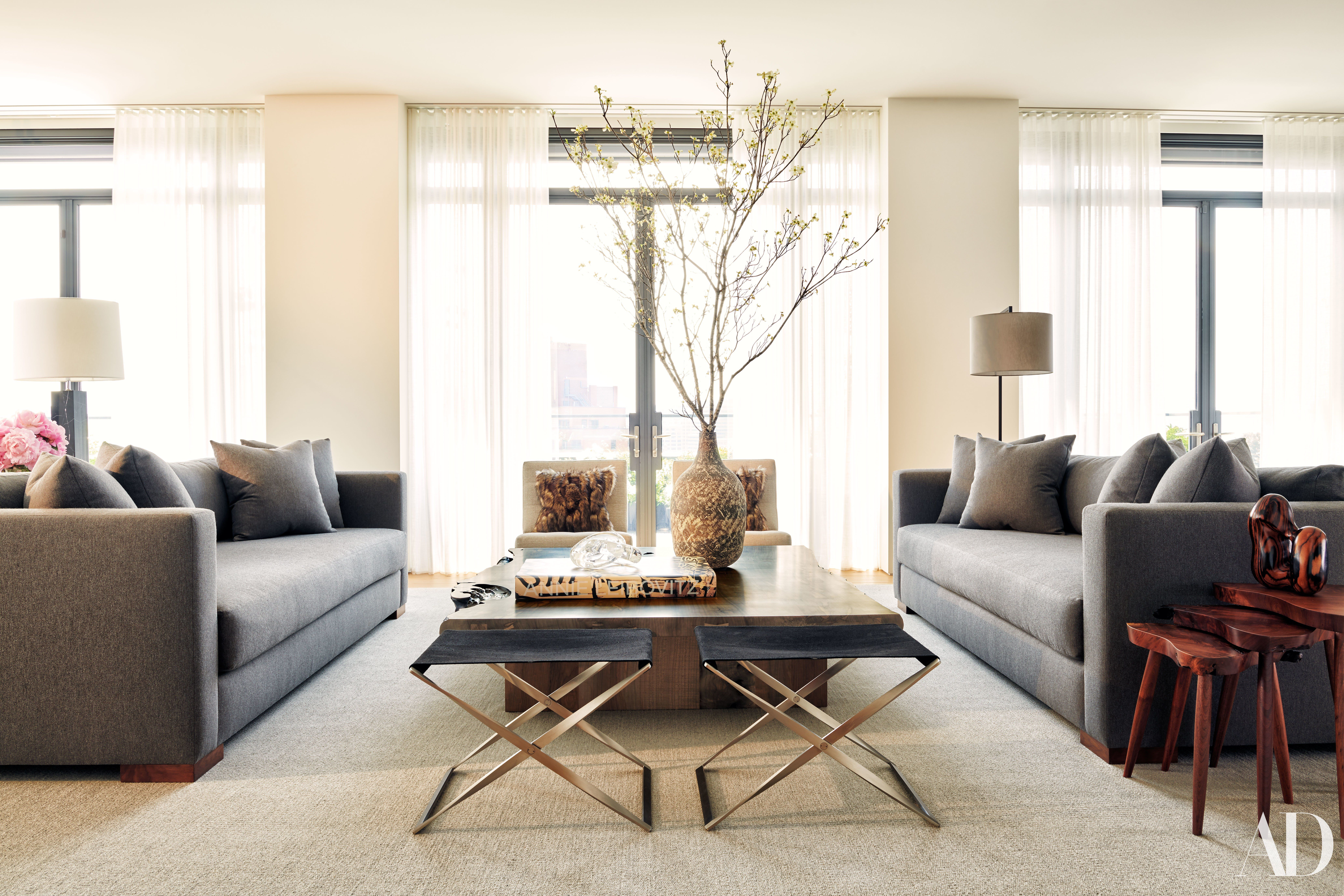 Go Inside Michael Kors And Lance Lepere S Nyc Apartment
