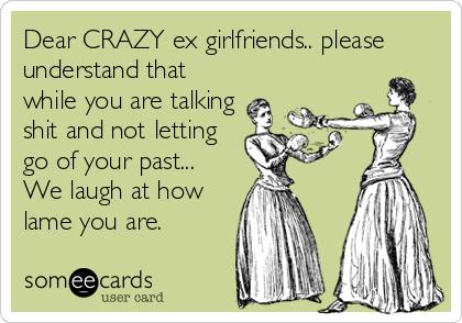 dating ex BF ystävä