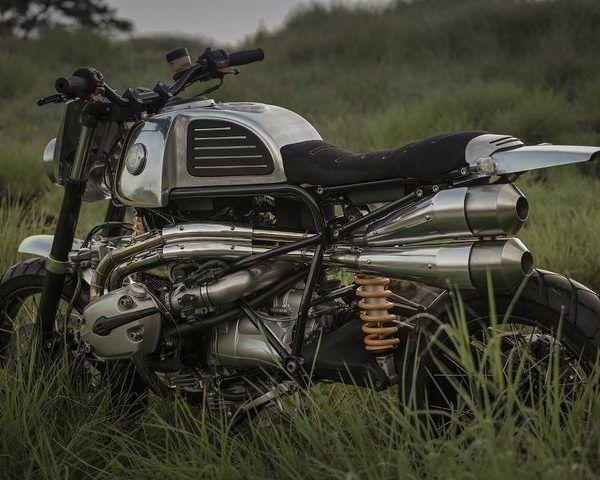 BMW R1200GS Scrambler – BCR