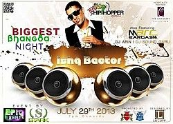 Ishq Bector Live The Chancery Pavilion Aye Hip Hopper At