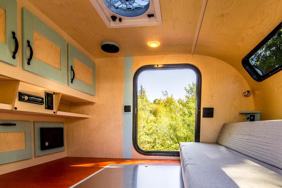 Teardrop Trailer Gallery Aero Teardrops Survivalessentials