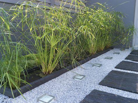 Dalle Galet Allee Gravier Pas Japonais Dalle Grise Decoratif Blanc Bordure Metal Chemin Anthracite Decoration Jardin Exterieur Amenagement Jardin Dalle Jardin