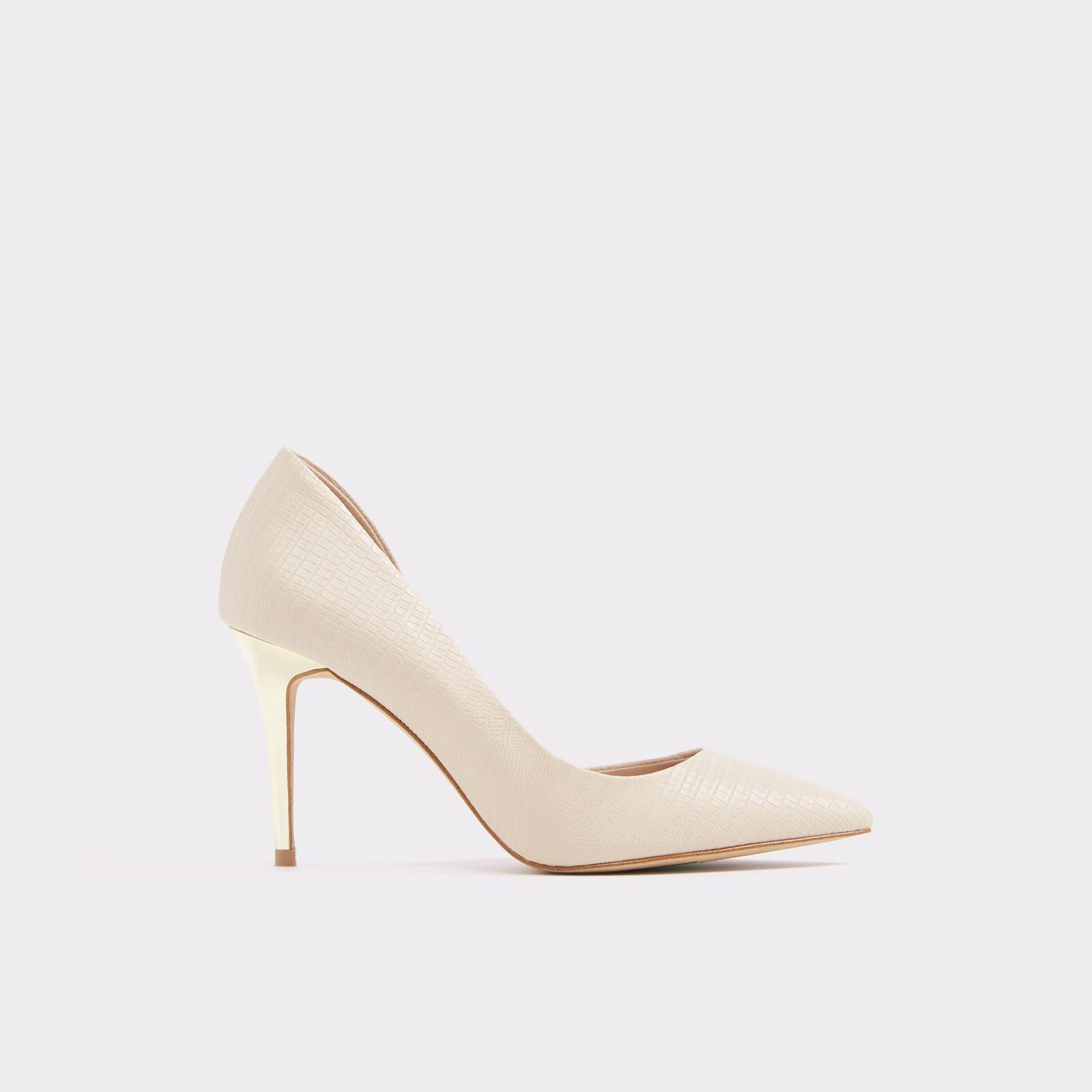 Acedda | Stiletto heels, Heels, Beige heels
