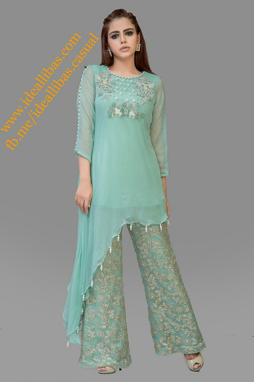 We make all types of Bridal Dresses, Partywear Dresses, Casual ...