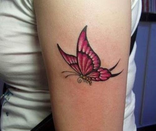 45 Sensuales Tatuajes De Mariposas Para Mujeres Spiritual
