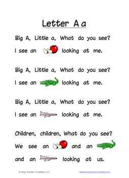 photo relating to Printable Stories identified as Brown Undergo Brown Undertake Alphabet Reports - PRINTABLE