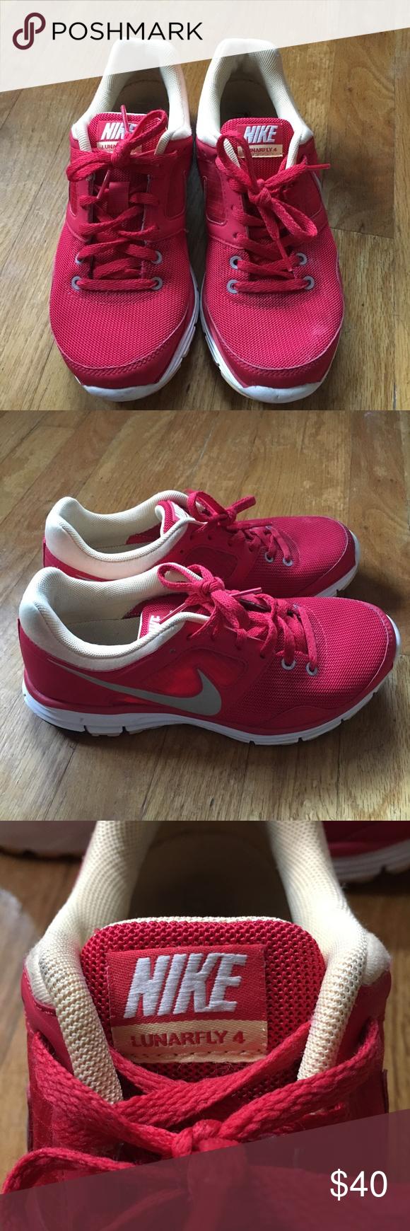 fbf99d9b93aa PRICE DROP- Nike Lunarfly 4 Running Shoes Nike Lunarfly 4 Running Shoes.  Size 6.5 Nike Shoes
