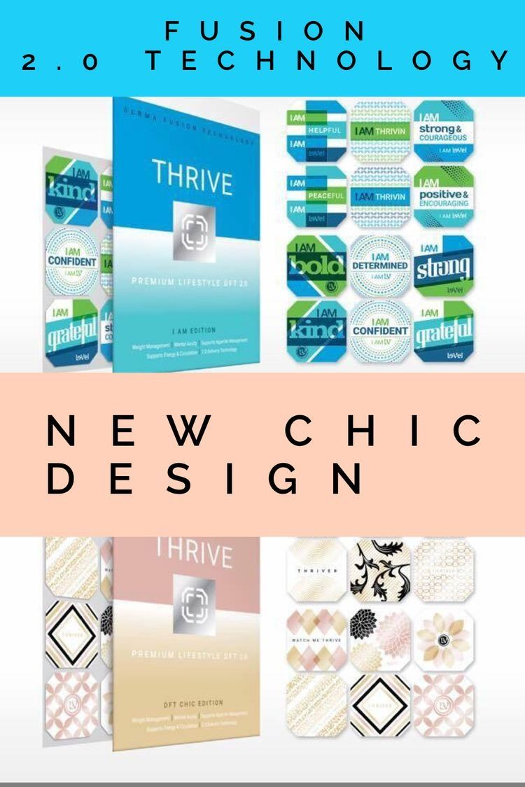 Get your nutrition on thrive