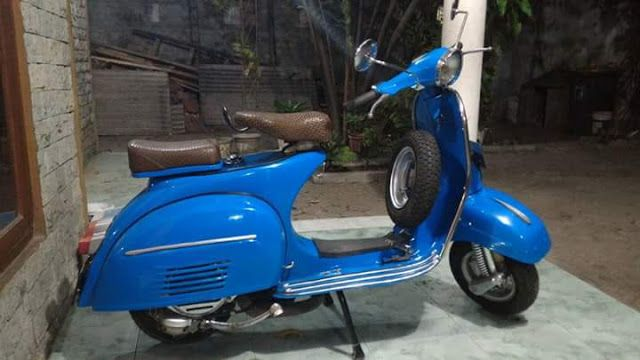 Lapak Vespa Jadul Super 66 Cirebon Lapak Mobil Dan Motor Bekas