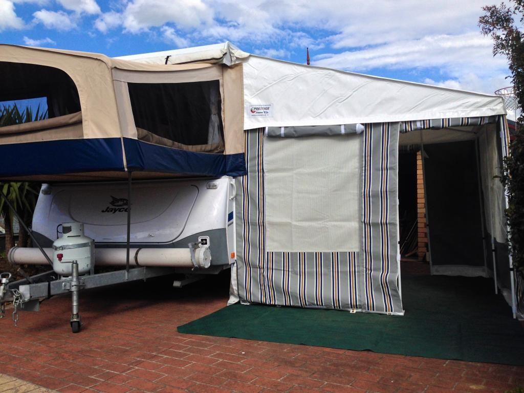 Melb/VIC 4 to 6 berth & Jayco Dove Poptop - $90 Per day. Melb/VIC 4 to 6 berth | Caravans ...
