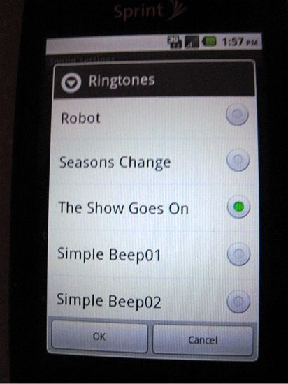 Add Ringtones to an Android Phone | Imma Geek(: | Ringtones