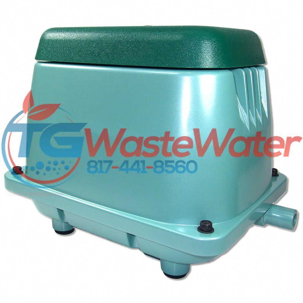 Hiblow Air Pumps Air Pump Aerobic Septic System Aqua Safe