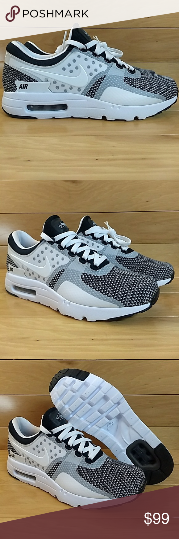 buy popular bd275 a6c21 NEW Nike Air Max Zero Essential Mens Running Shoe Item  Nike Air Max Zero  Essential