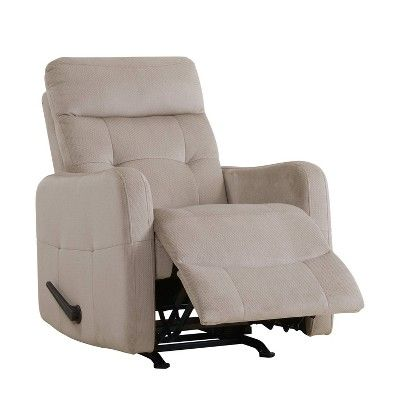 Admirable Prolounger Power Recline And Lift Chair Platinum White Dailytribune Chair Design For Home Dailytribuneorg