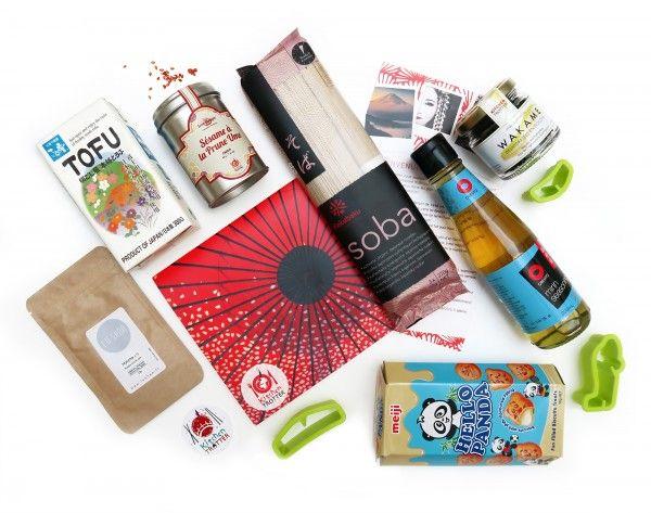 Une Box Cuisine Du Monde Kitchen Trotter Idee Cadeau Noel