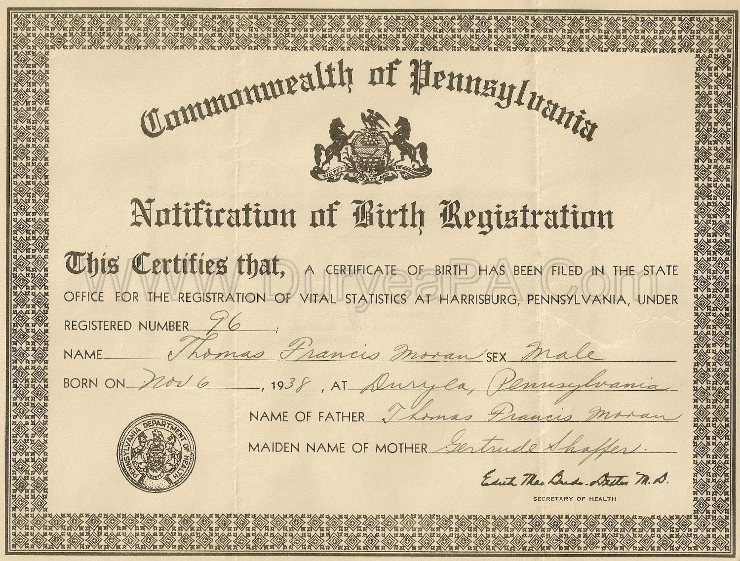 The Real Truth About The Birth Certificate Mauri Nation State
